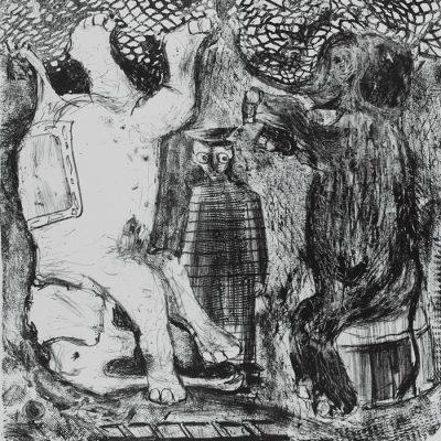 Der weiße Elefant steht Kopf/ The white elephant is upside down