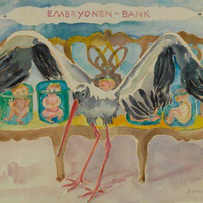 Die Embryonen-Bank / The embryo bank
